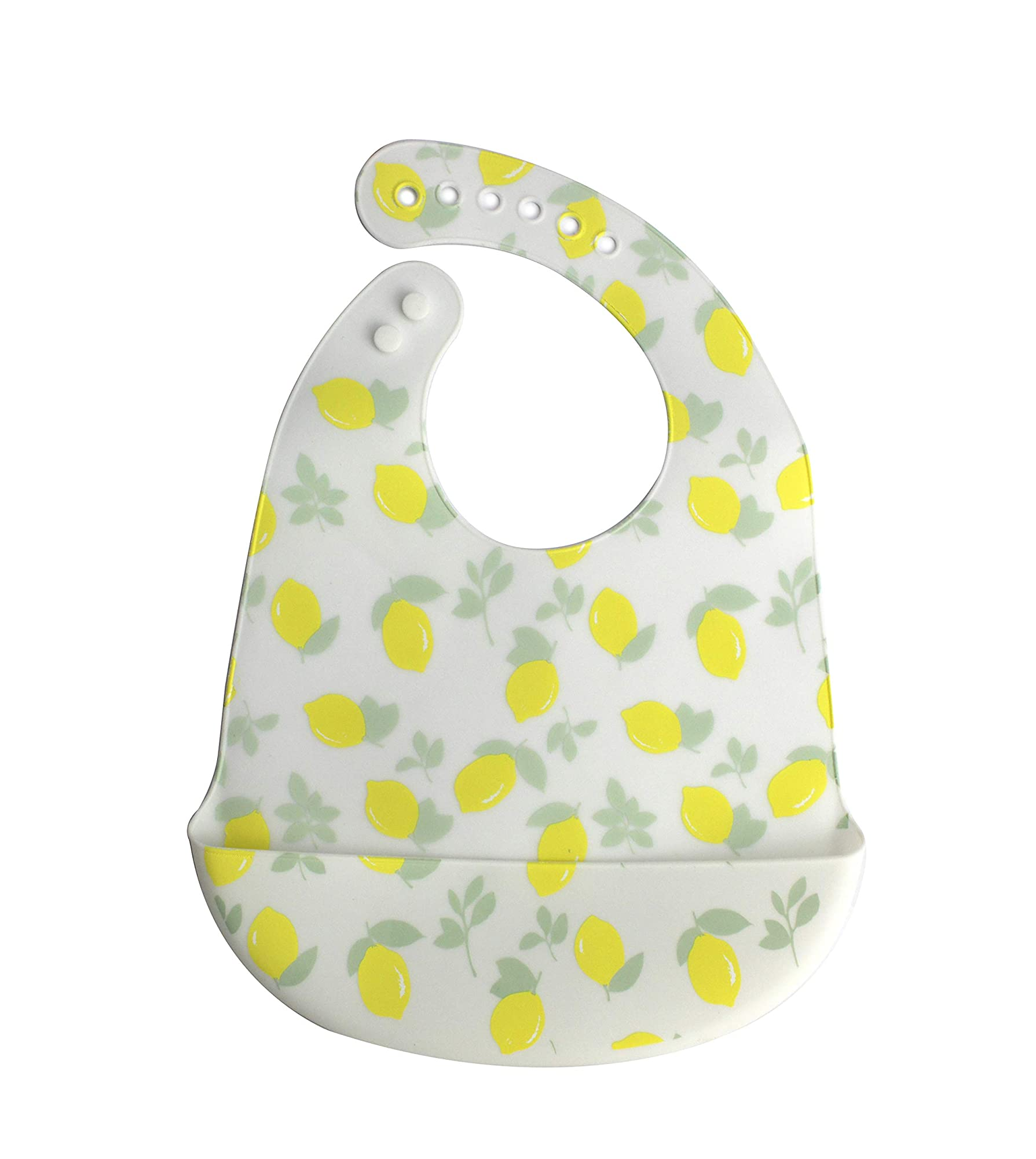 Silicone Bibs With Adjustable Straps