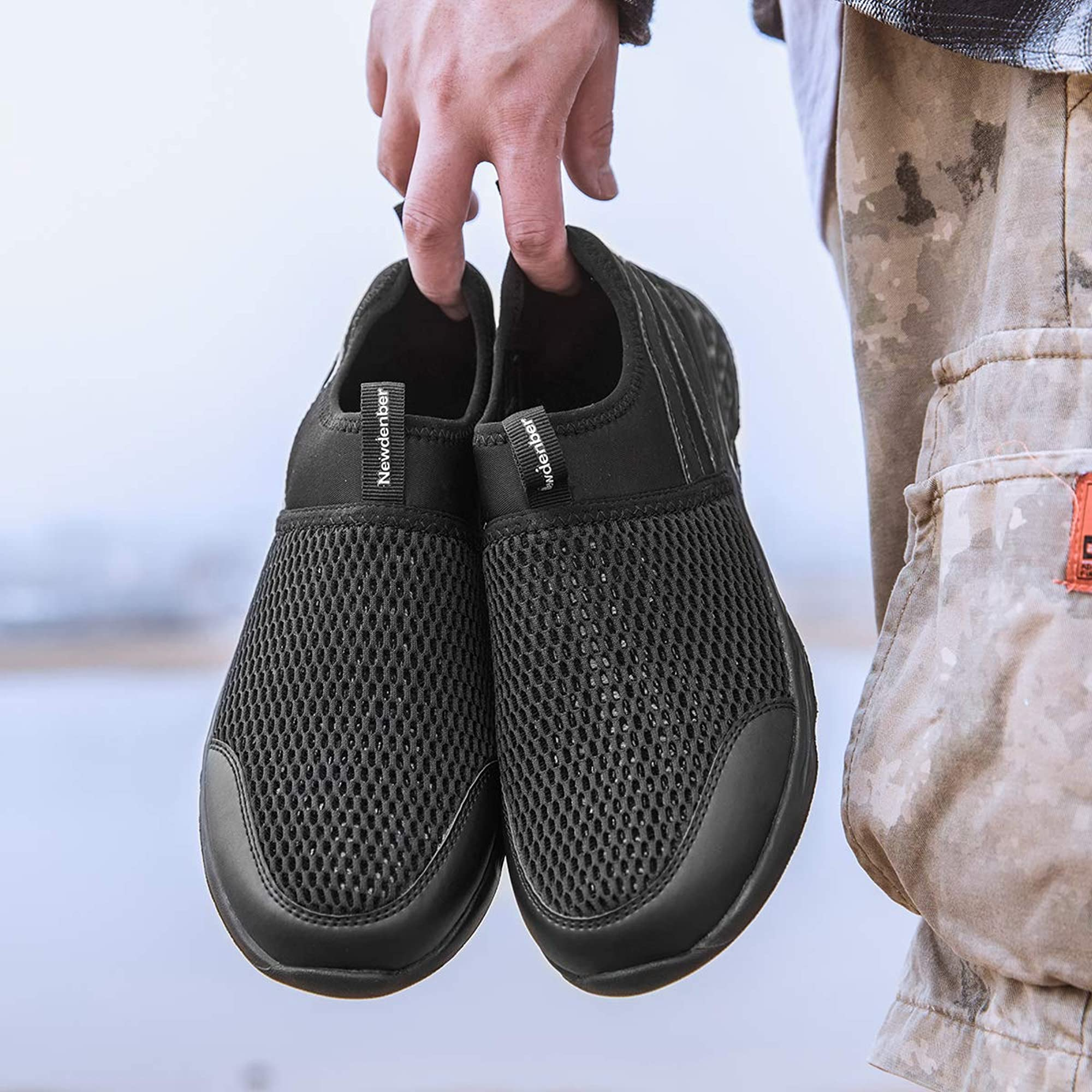 Quick-Dry Water Shoes For Men