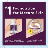 Ageless 3-In-1 Liquid Foundation Cream
