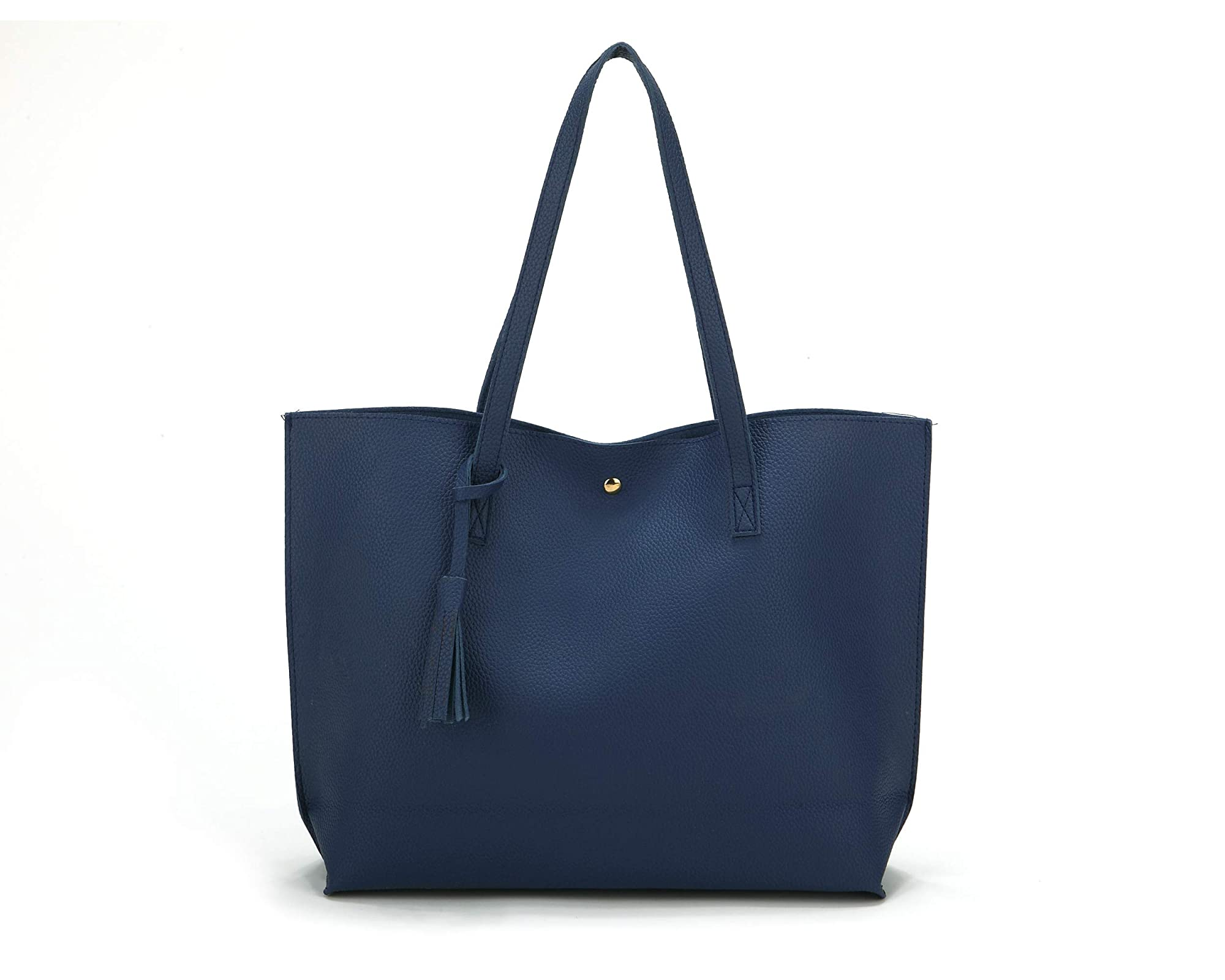 Top Handle Tote Bags With Tassel