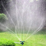 Garden Sprinkler- 360 Degrees Rotating Head