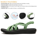 Waterproof Arch Support Walking Sandals