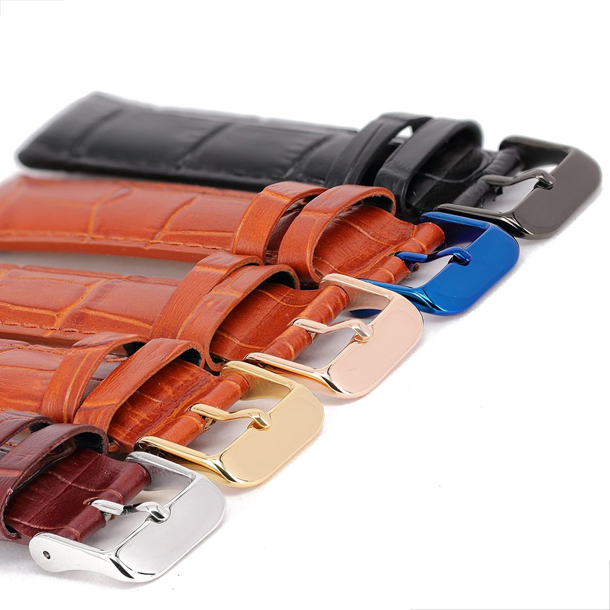 Watch Straps Bands Buckle Clasp