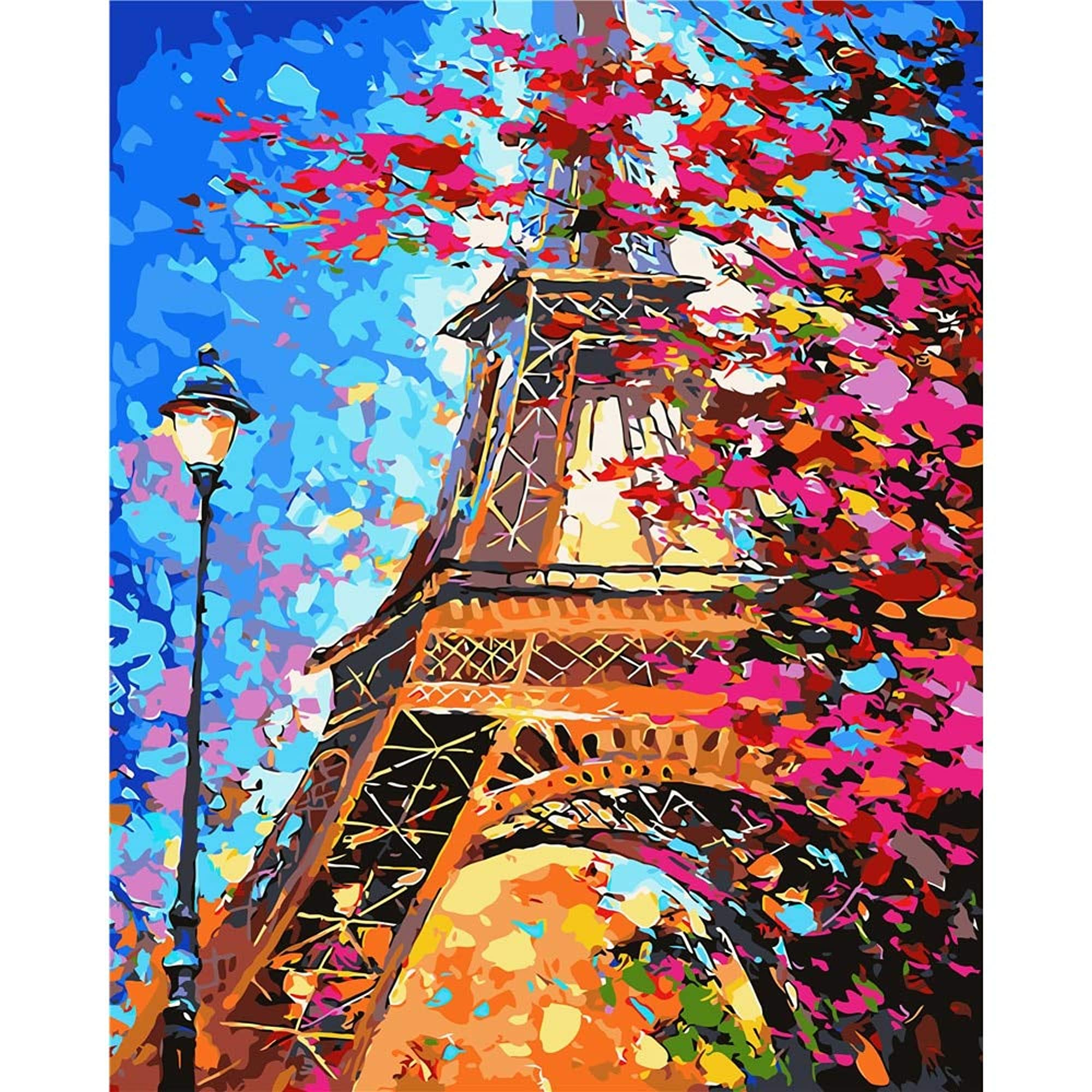 Creative Diy Oil Canvas Painting