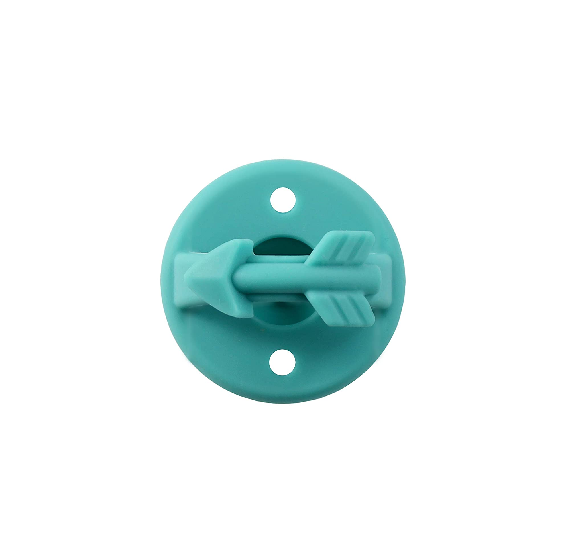 Newborn Silicone Soother Pacifier Set Of 2