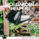 Indoor Watering Can 1.4L Modern Green