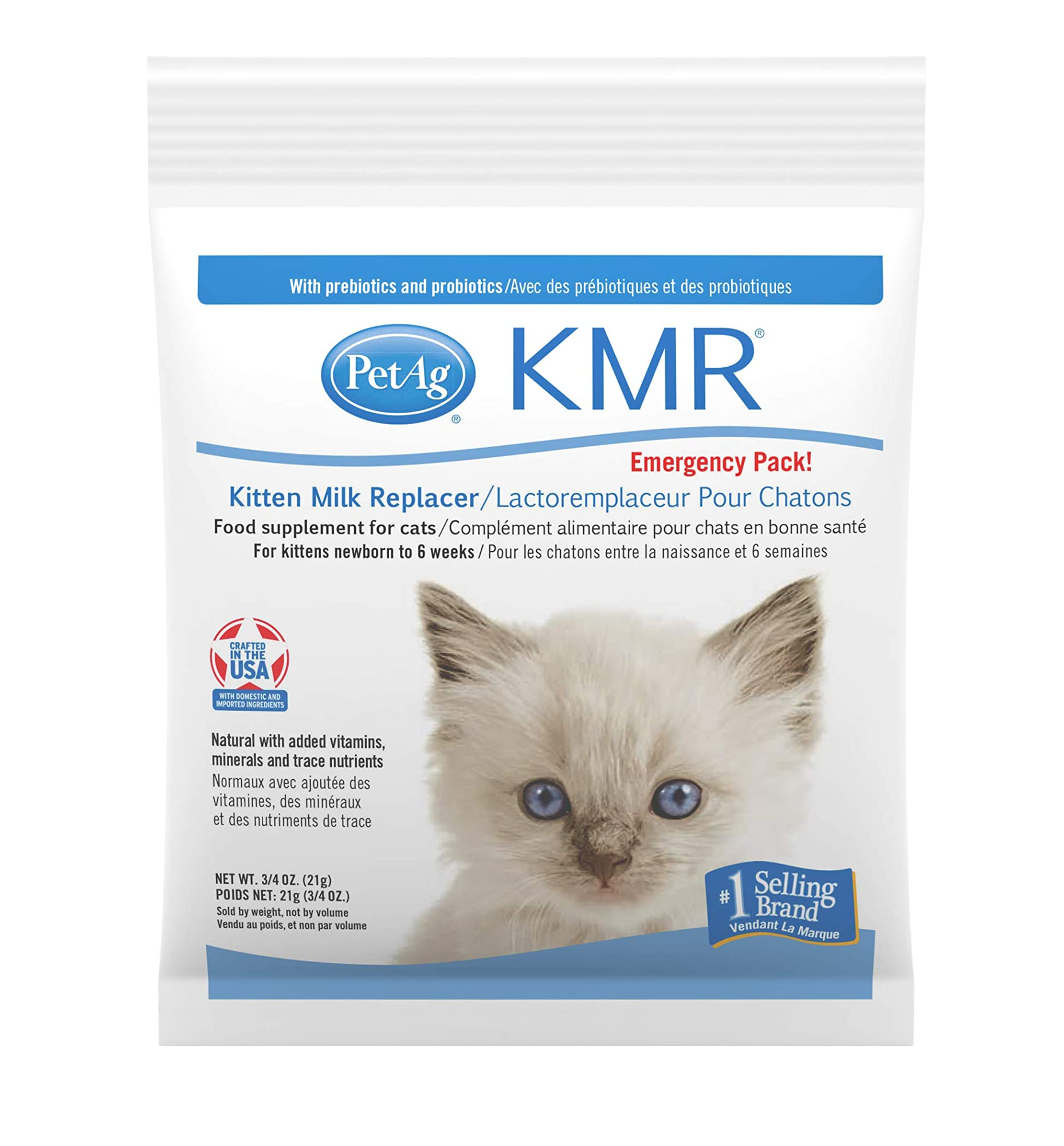 All Natural, No Preservatives Kitten Milk Replacer