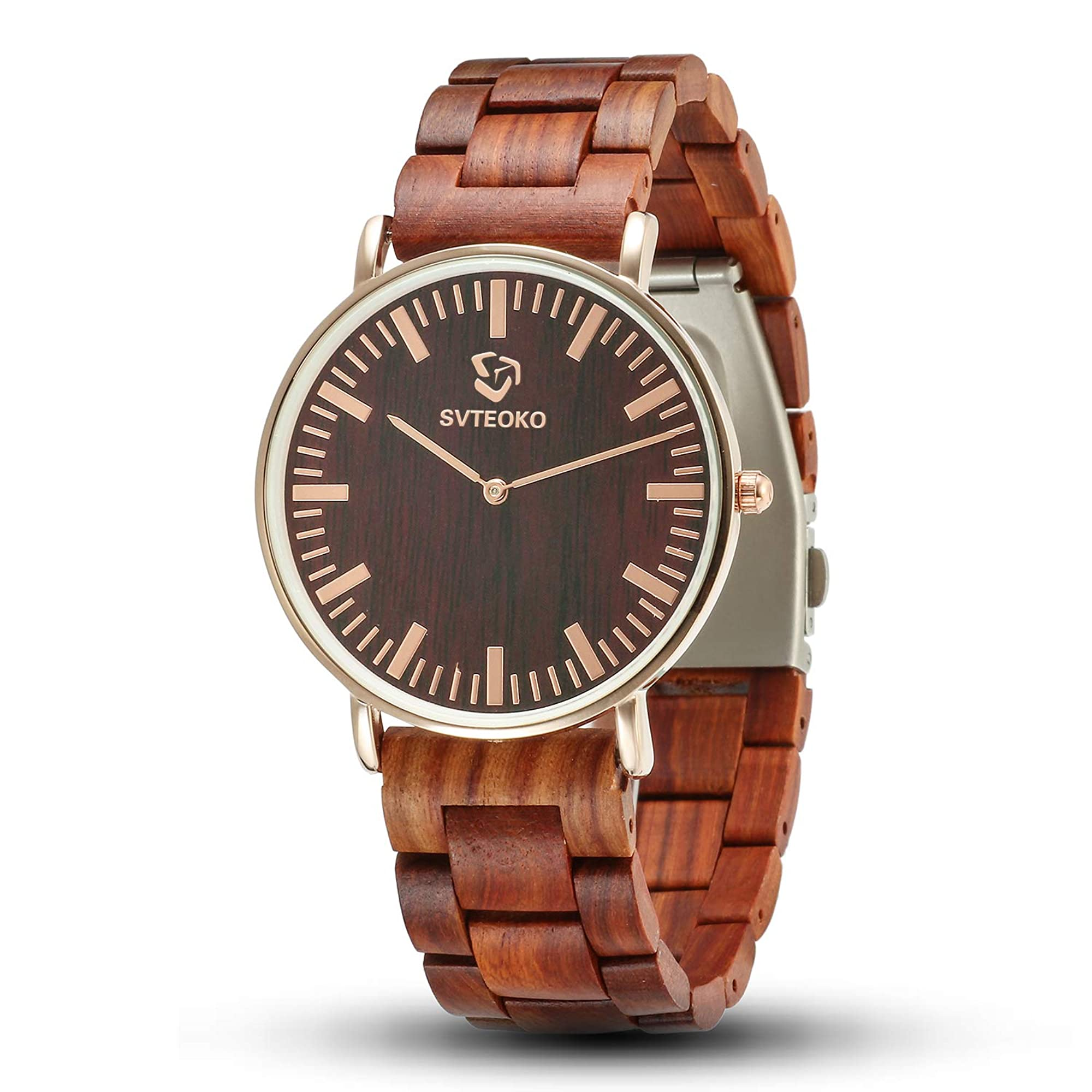 Wooden And Lightweight Watch For Men
