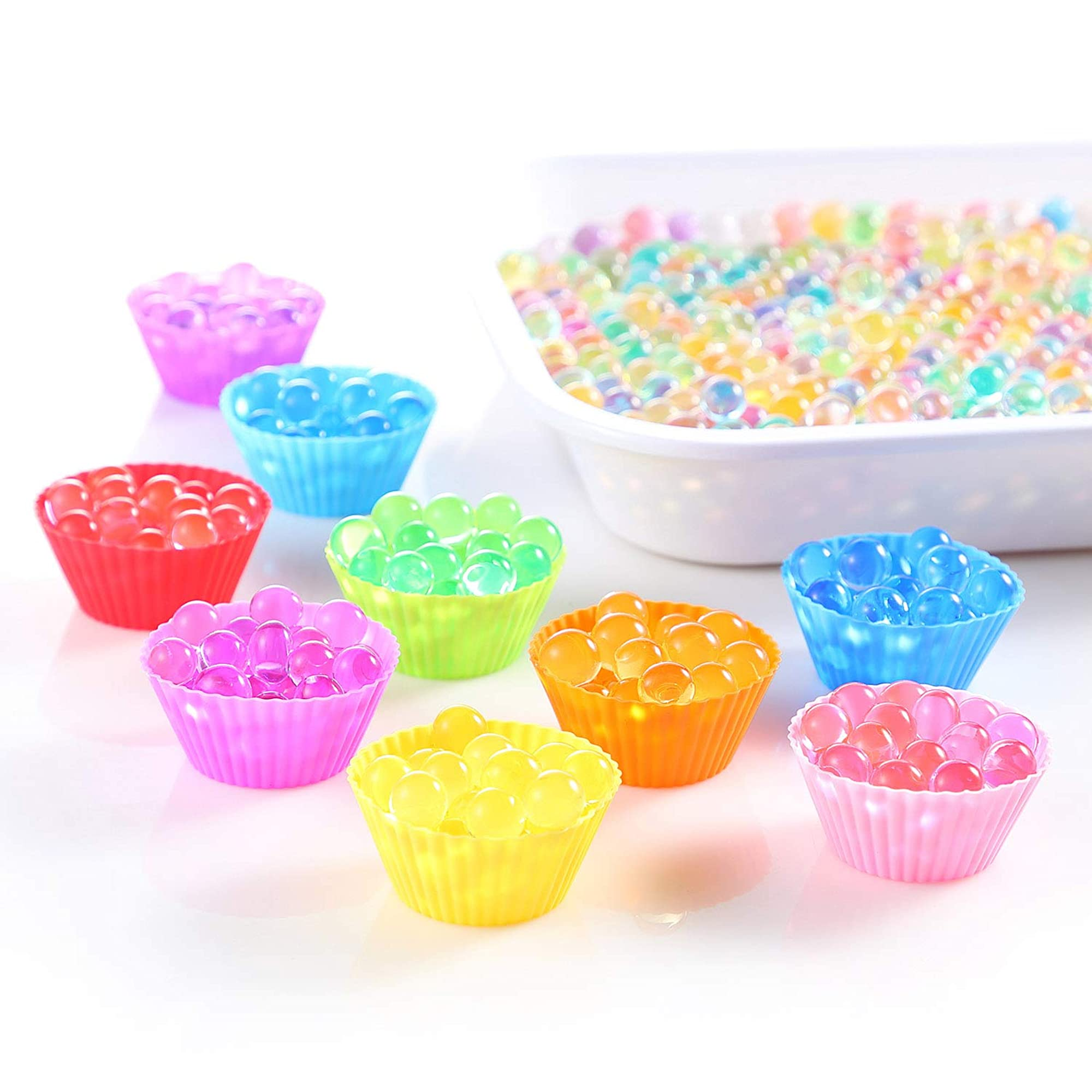 Colourful Water Gel Beads For Kids
