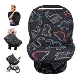 Multi Use Car Seat Cover For Babies
