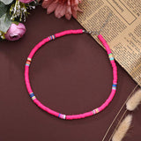 Disc Beads Necklaces For Women