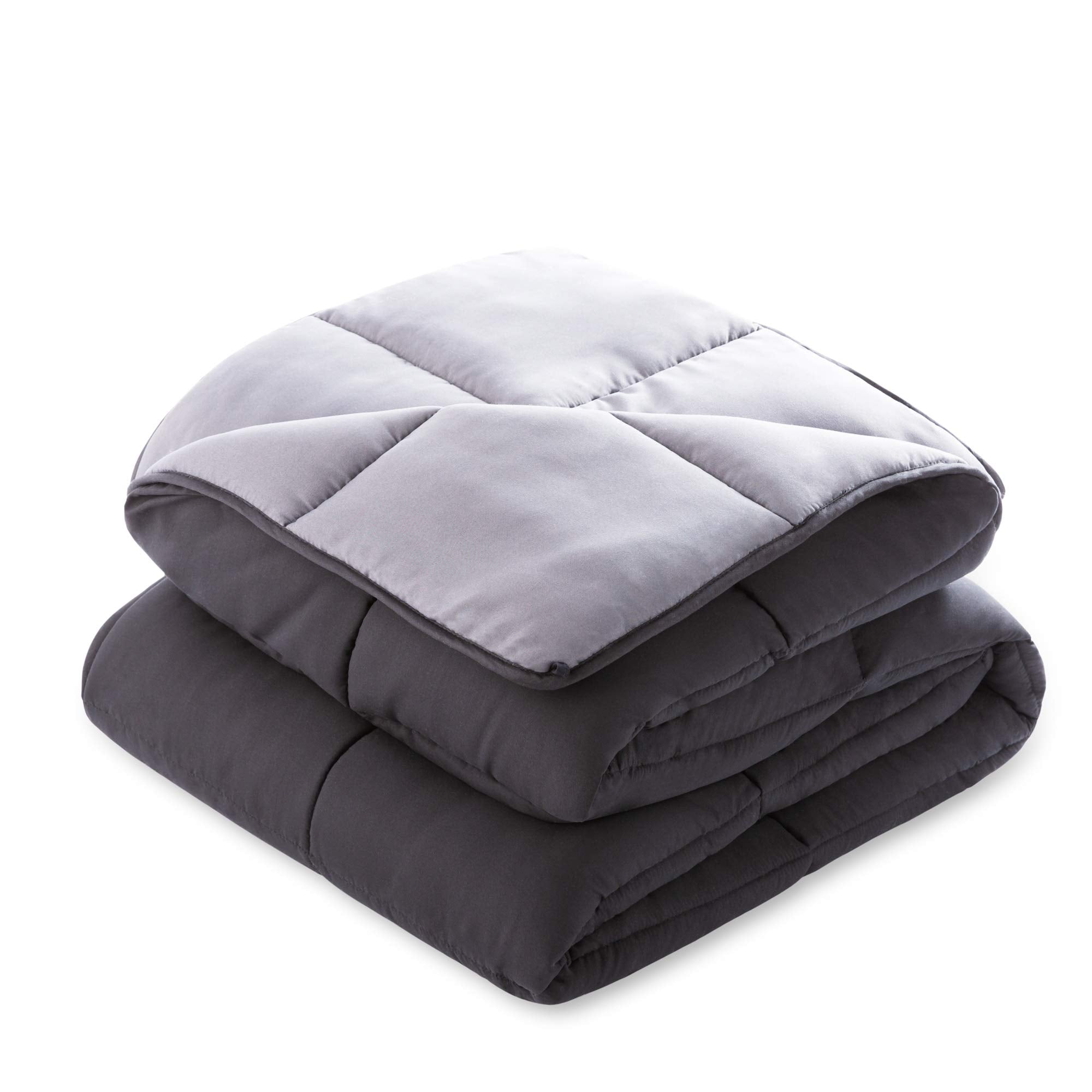 All-Season White Down Alternative Quilted Comforter