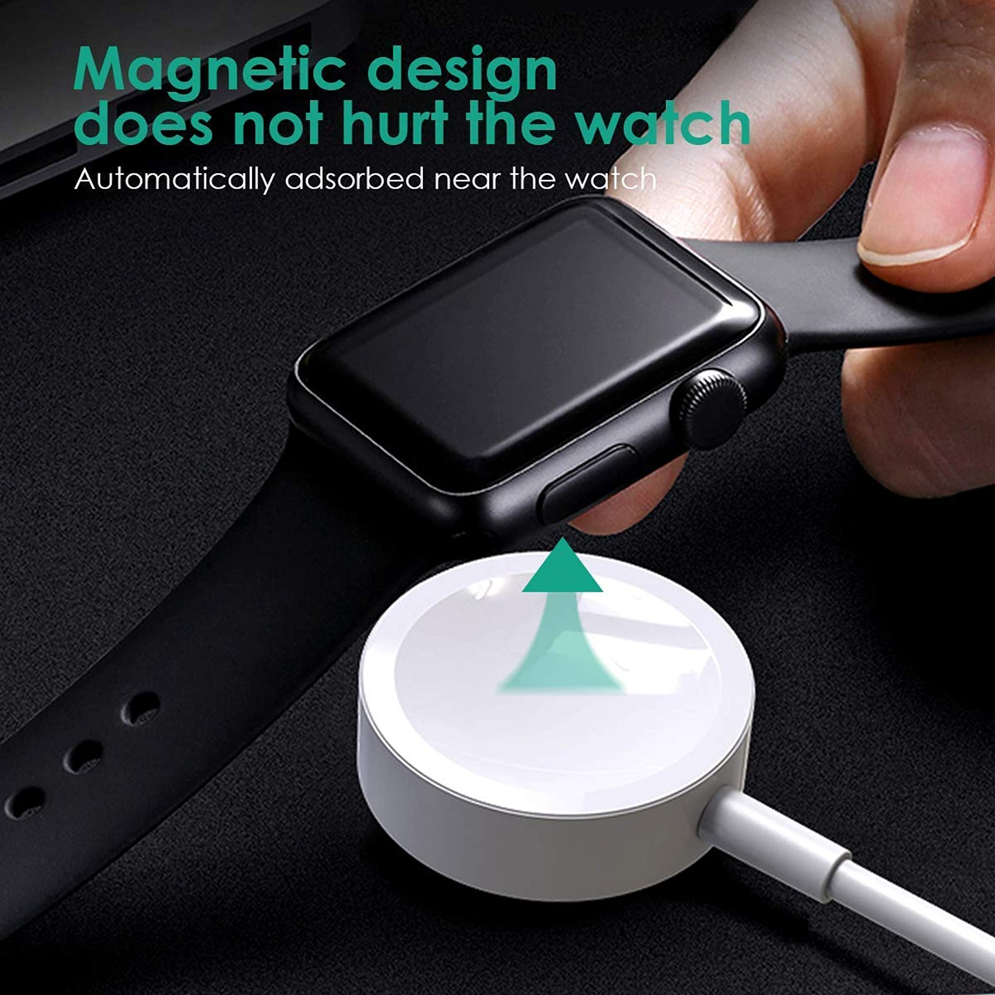 Magnetic Wireless Portable Charging Cable