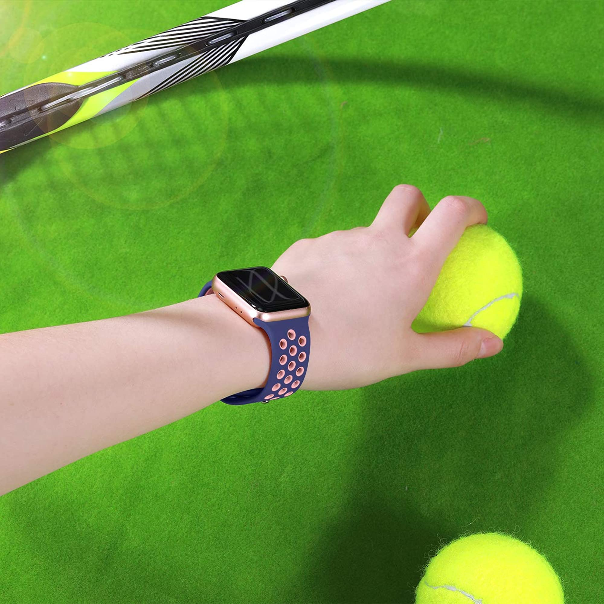 Breathable Sport Band Wristband