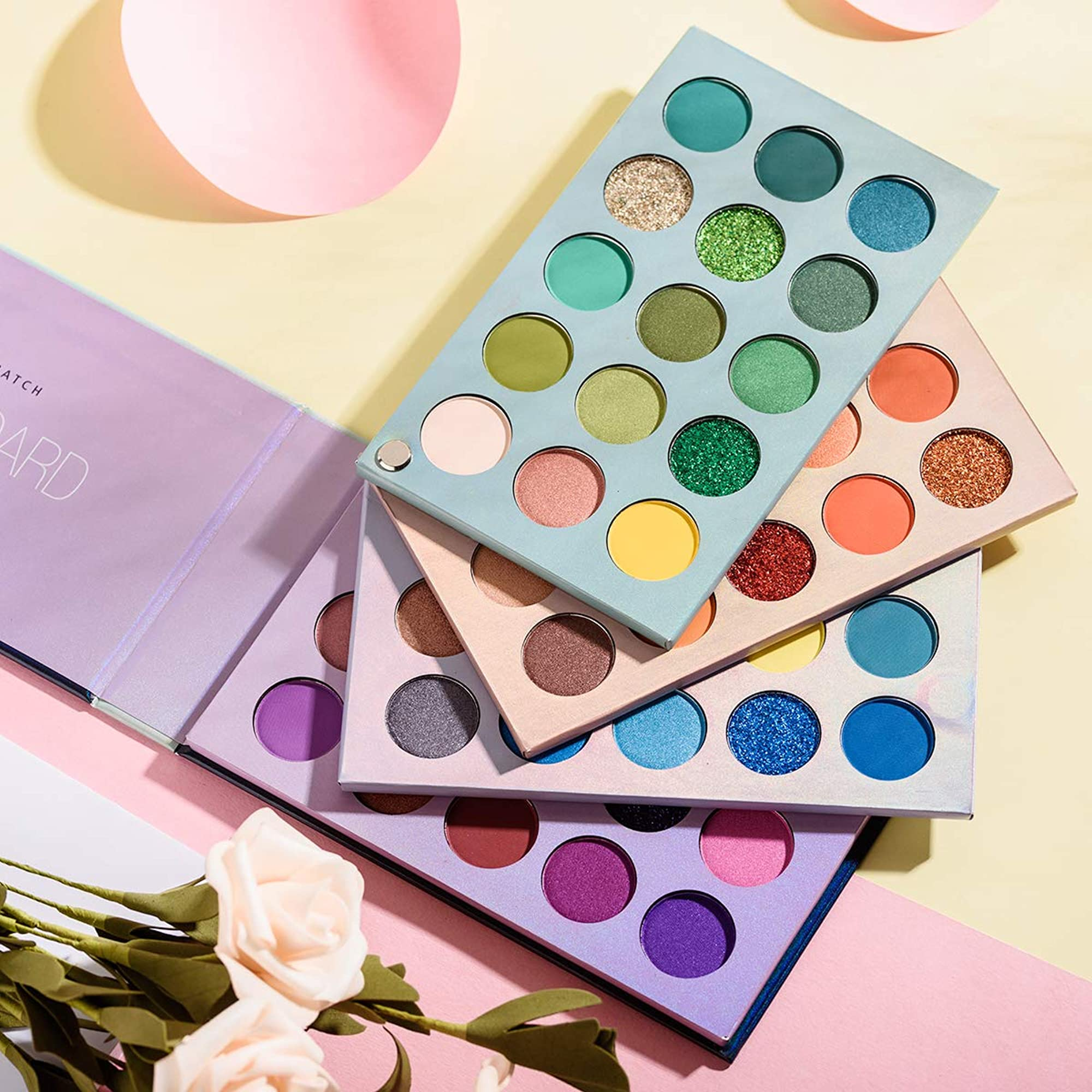 Highly Pigmented Eyeshadow Palette