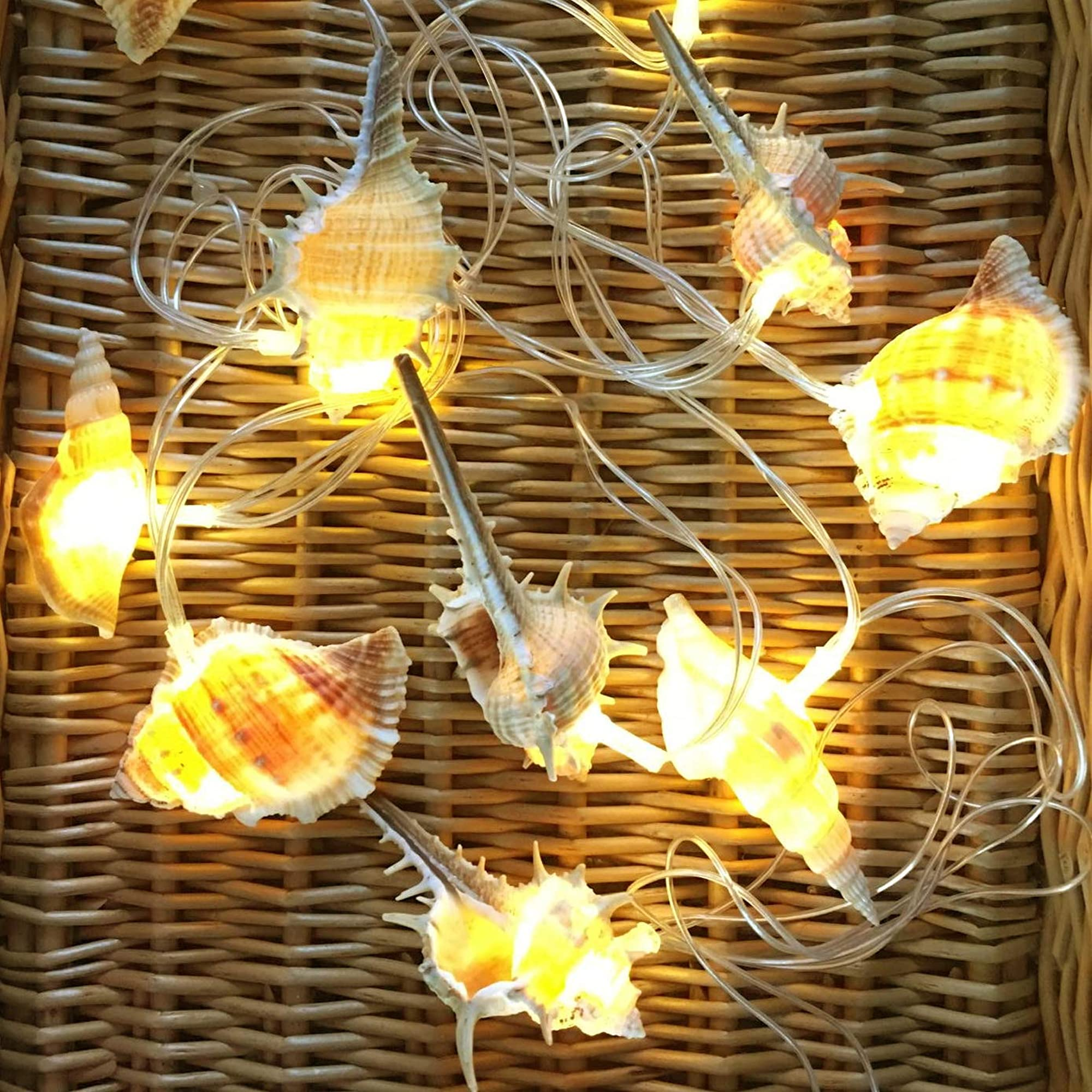 Decorative Beach Theme Fairy Lights