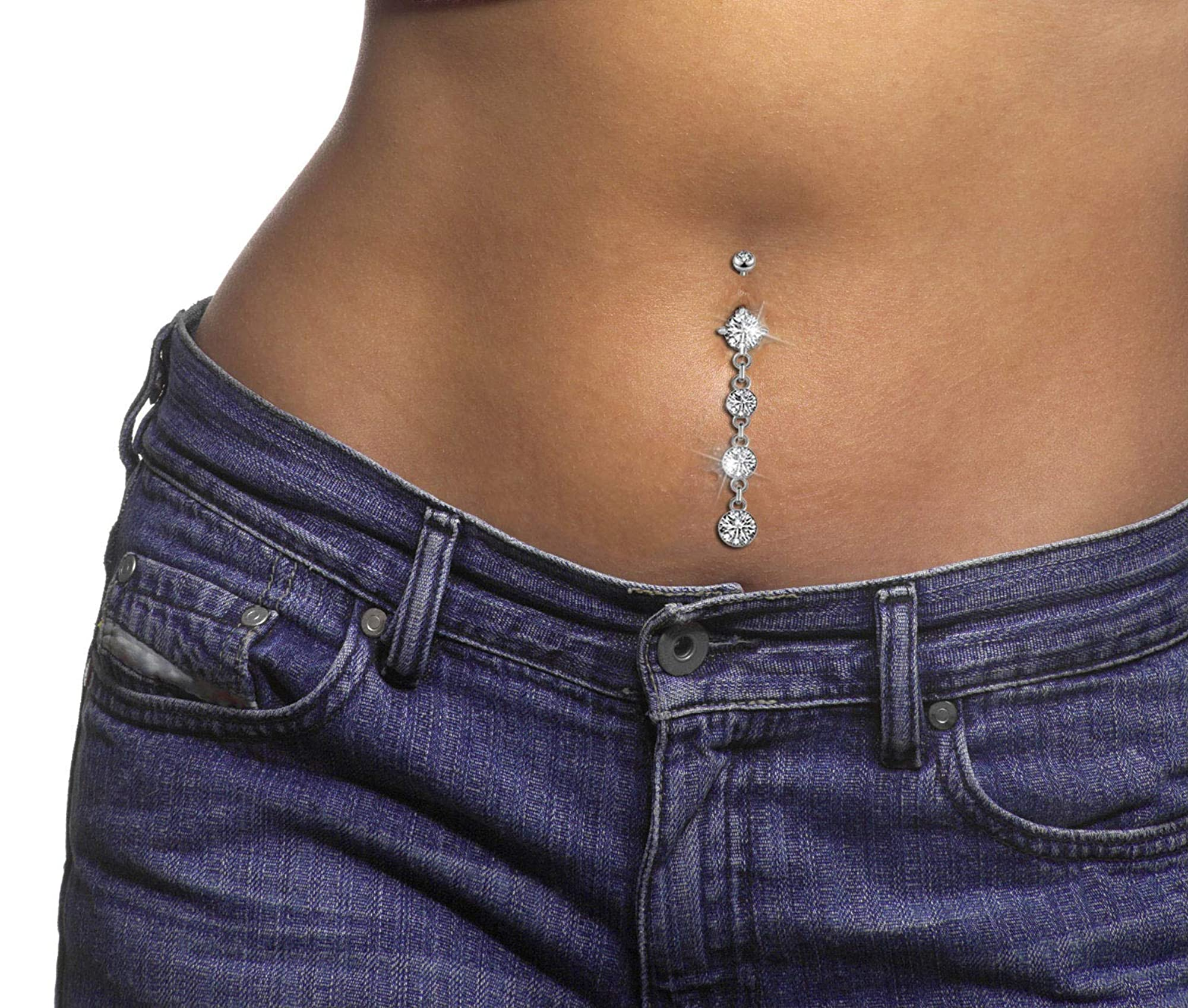 Dangle Belly Button Rings For Women
