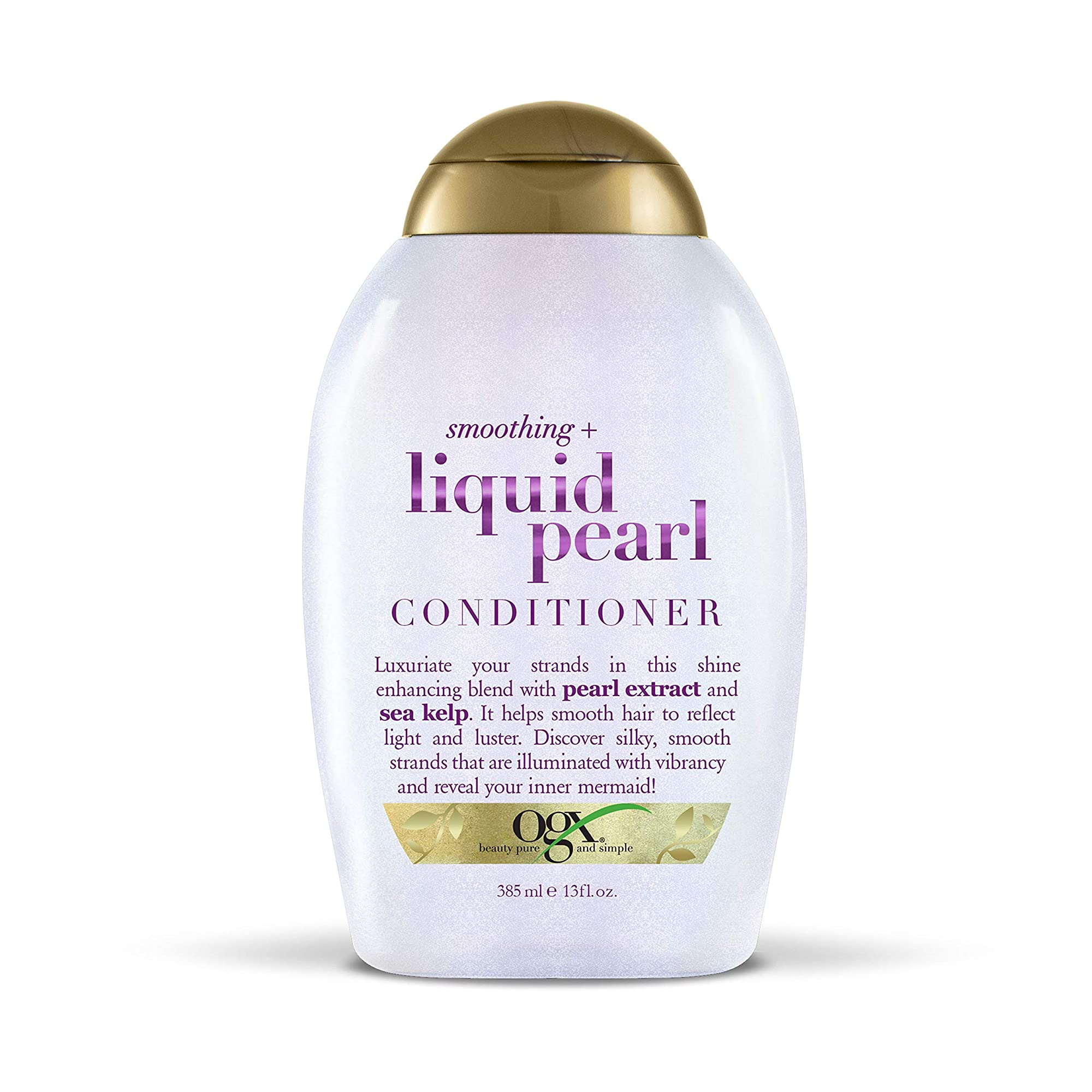 Liquid Pearl Smoothing And Conditioner