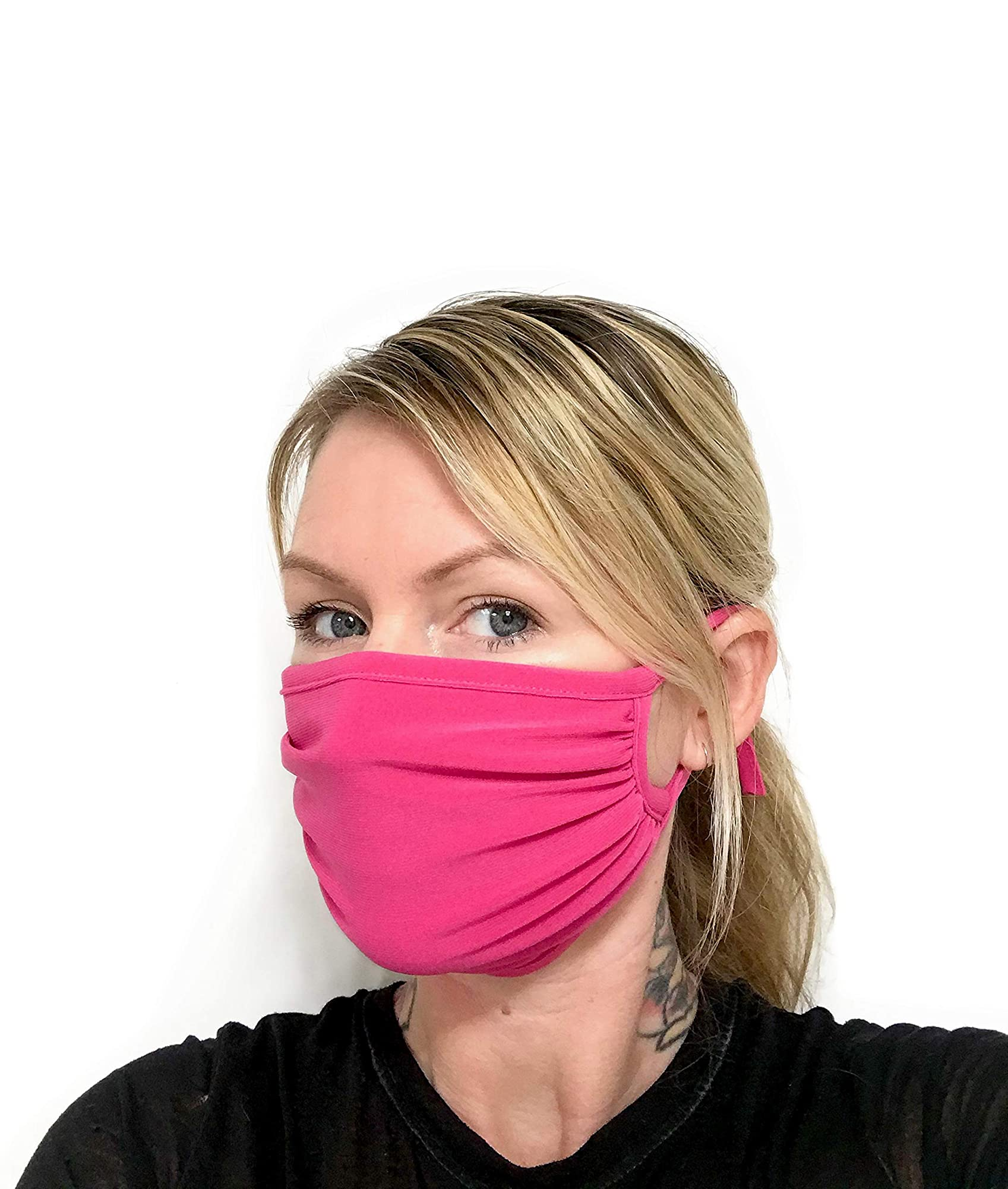 Fashionably Designed Facemasks For Women