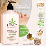 Herbal Body Moisturizer Lotion
