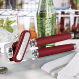 Kitchenaid Stainless Steel Can Opener With Integrated Bottle Opener