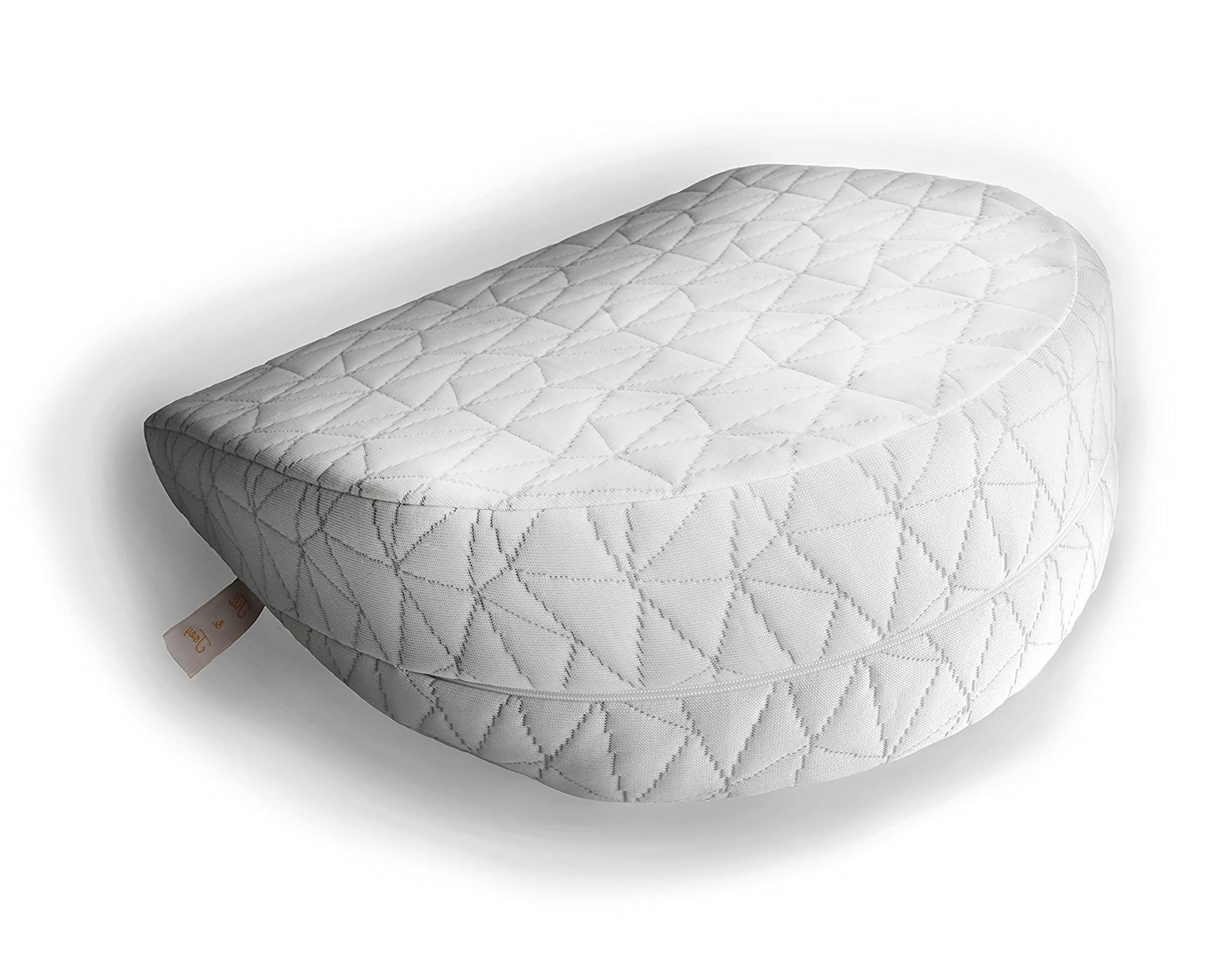Belly And Back Support Pillow Wedge For Pregnancy