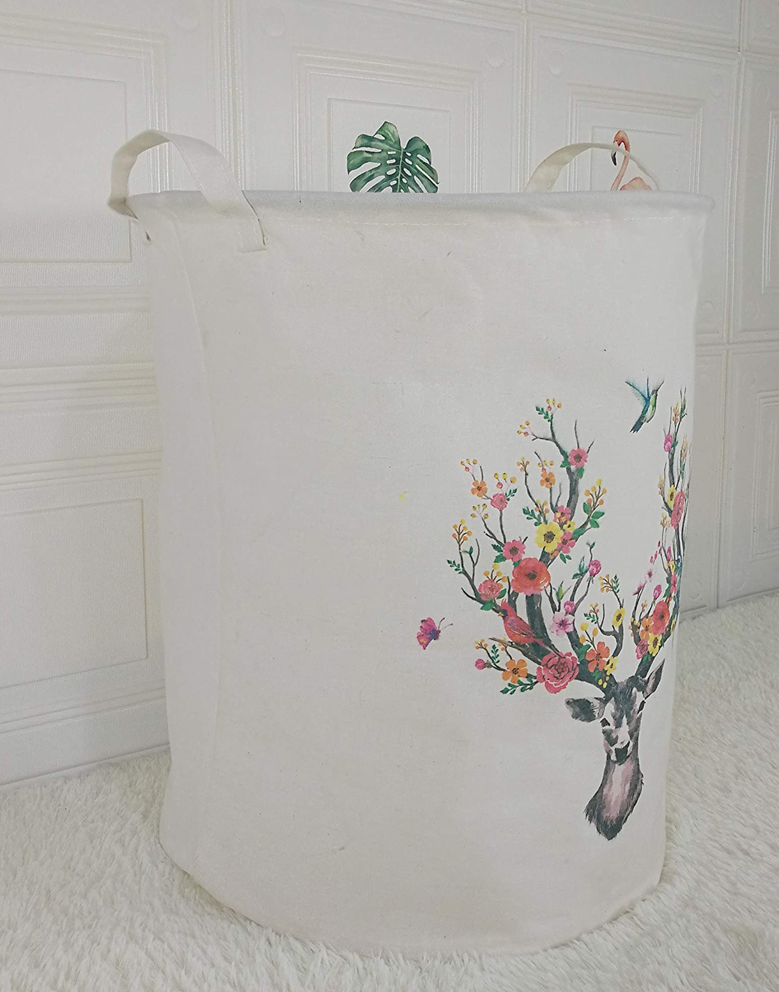 Large Canvas Multipurpose Organiser Bag With Handle