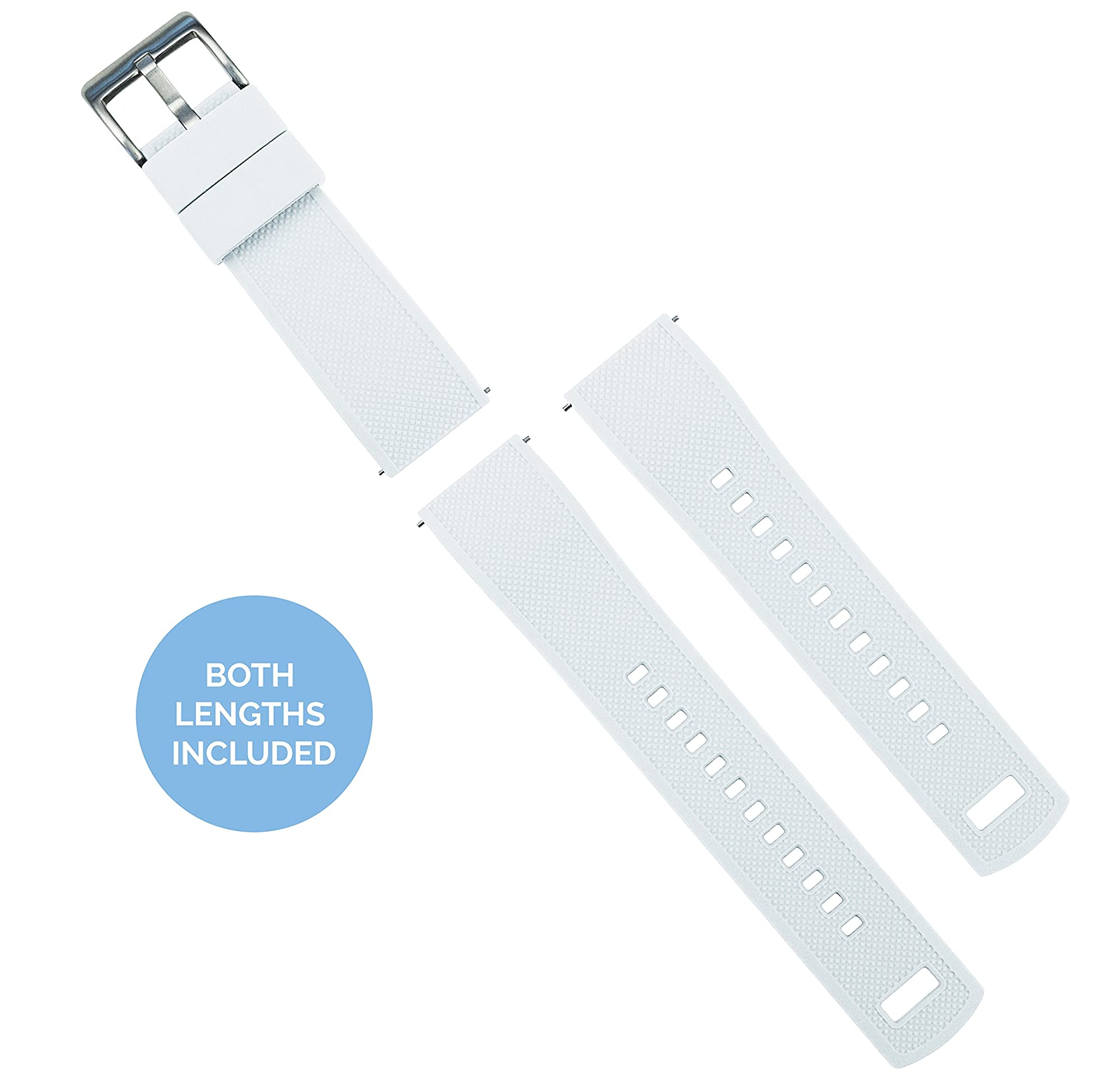 Lightweight Silicone Watch Bands For Men And Women