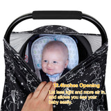 Car Seat & Breastfeeding Covers