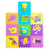 Learning Floor Puzzles Play Mats