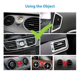 Universal Smartphone Car Air Vent Mount Holder.
