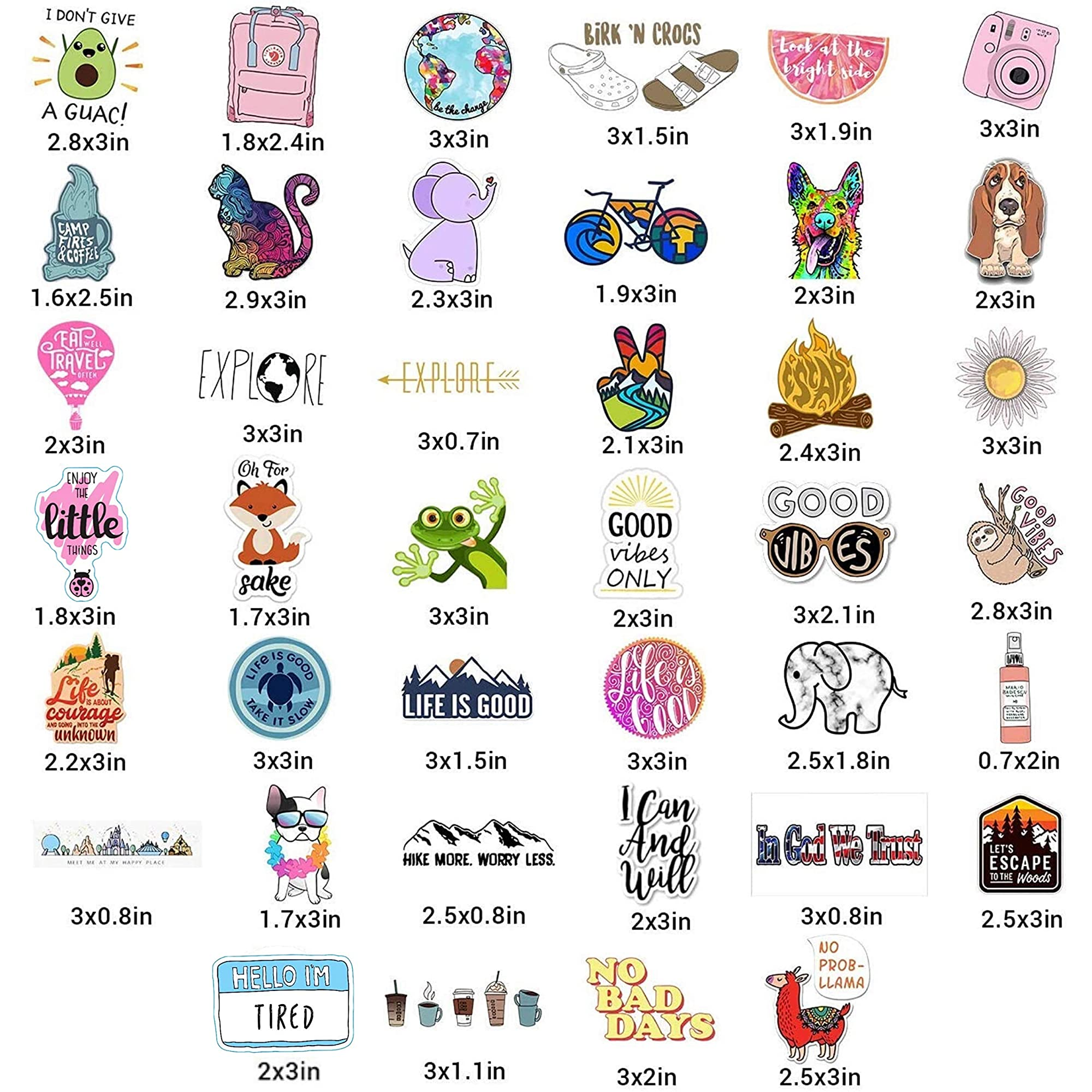 Cute , Aesthetic Vsco Stickers For Girls.