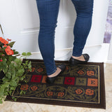 "Doormat Collection Rectangular Home Doormat, 20"" X 30"""