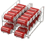 Beverage Can Dispenser Rack - Pack Of 2