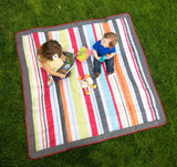 Big & Colourful Outdoor Blankets