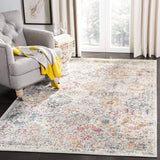 Vintage Distressed Classic Area Rug