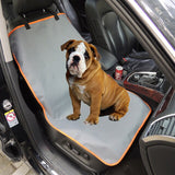 Dog Car Seat Cover Protector With Safety Belt