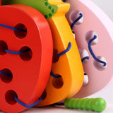 Kids Montessori Educational Wooden Toy