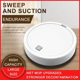 2000Pa Smart Robot Vacuum Cleaner Self Navigated Mop Auto Sweeper Floor Sweeping Dust Catcher Home Cleaning Tools