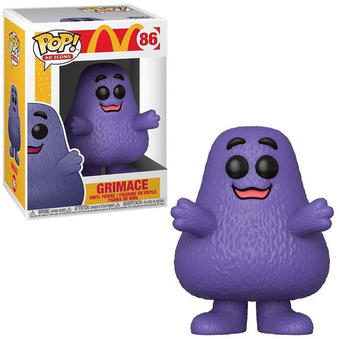 POP! Ad Icons: McDonald's Grimace