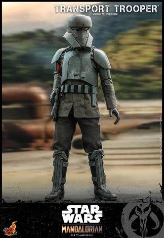 *PREORDER DEPOSIT* Star Wars: The Mandalorian - Transport Trooper 1/6th Scale Collectible Figure