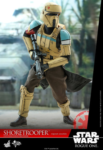 *PREORDER DEPOSIT* Star Wars: Rogue One - Shoretrooper Squad Leader 1/6th Scale Collectible Figure