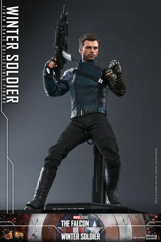 *PREORDER DEPOSIT* The Falcon and The Winter Soldier - Winter Soldier 1/6th Scale Collectible Figure