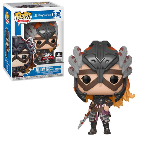 POP! Games: Horizon Zero Dawn - Aloy in Armor