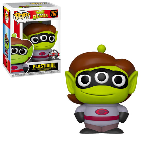 POP! Disney: Pixar - Alien as Elastigirl (Silver Suit)