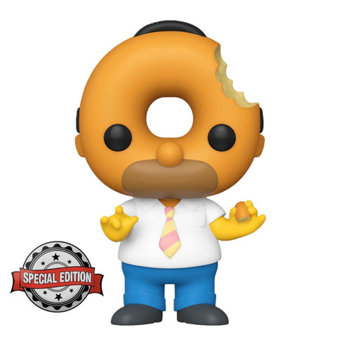 Funko POP! The Simpsons: Donut Head Homer