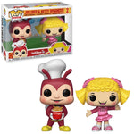 POP! Ad Icons: Jollibee and Hetty Spaghetti 2-Pack