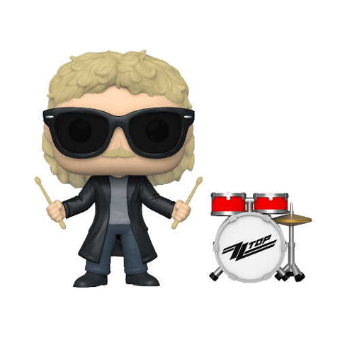 POP! Rocks: ZZ Top - Frank Beard