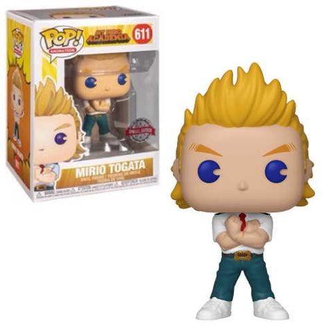 POP! Animation My Hero Academia Mirio Togata