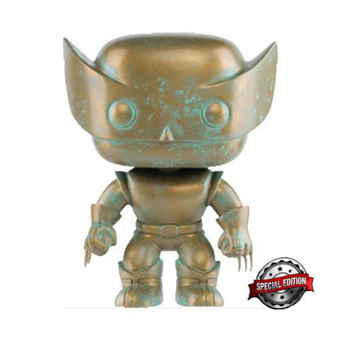 POP! Marvel Wolverine Patina